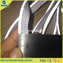 Wholesale Cheap Price High Visibility Good Quality Reflective Piping Cord for Clothing and Bags