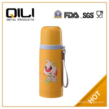 Cartoon design children's vacuum flask
