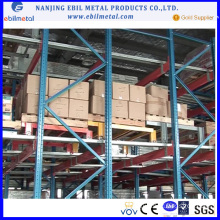Top Quality with CE Warehouse Storage Push Back Racking
