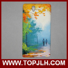 Custom Printed Sublimation Phone Case for Sony Xperia C3