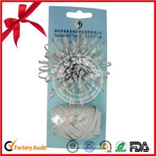 Gift Packaging Decoration Stain Ribbon Bow