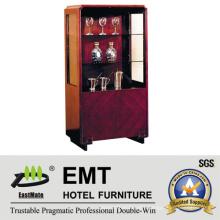 Popular Hot Sale Cabinet Decorative Wine Cabinet (EMT-DC07)