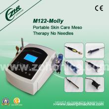 M122 belleza de la cara no máquina de la mesoterapia de la aguja