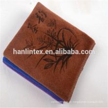 Impressão de transferência térmica microfibra toalha de banho 70cmx140cm
