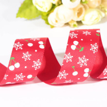 Heißer Verkauf Schneeflockeband druckte Zeichenbänder für Verkauf
