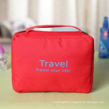 Travel Cosmetic Handle Bags