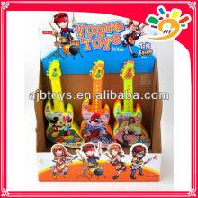 Billig plstic Kinder Spielzeug E-Gitarre