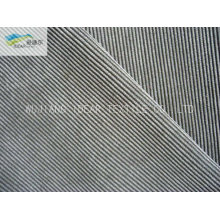 28W Polyester Nylon Blended Corduroy Fabric