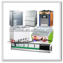 Équipement de réfrigération commerciale