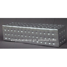 long extension cuboid tufted ottoman tray XY0313