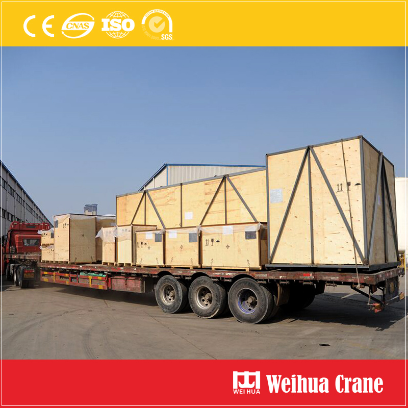Wooden Case Packing Shipping