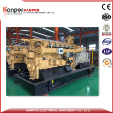 Kanpor 560kw 700kVA LPG Power Generator Set with Good Quality