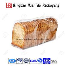 Logotipo personalizado impreso bolsas de plástico de embalaje de pan