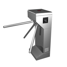 Rotating 304 Stainless Steel Pier Tripod Turnstile