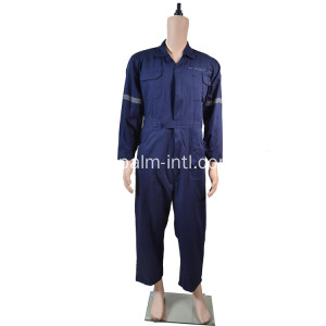 Hi-Vis 100% Bomull Coverall