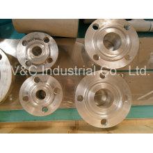 Flange de montagem de tubos de liga de alumínio
