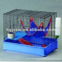 cage pour animaux de compagnie pour hamster