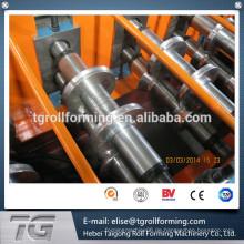 Flexible Produktion Aluminium Dach Kamm Mütze Maschine in China, Ridge Cap Maschine Produzent.