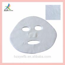 Высокое качество подход человеческую кожу мягкой микрофибры маска для лица нетканые ткани