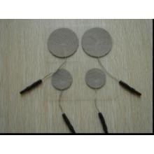 Eletrodo autoadesivo usado para a cor da pele Tens