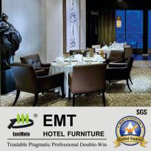 Fünf Sterne Hotel Restaurant Esszimmermöbel Set (EMT-HTB06-1)