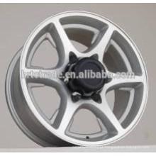 HRTC América rodas de liga de mercado rodas de alumínio do carro 4x4 SUV 15 * 7.0 e 16 * 7.0 Car jantes