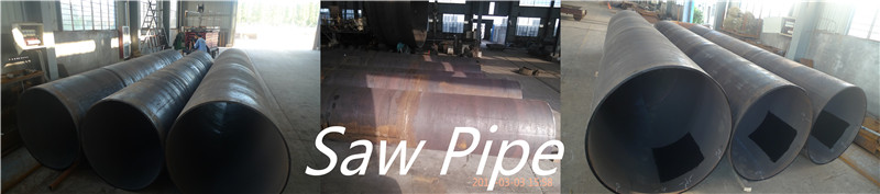 Saw Longitudinal Steel Pipes
