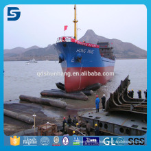 Inflatable Salvage Rubber Marine Airbag For Ship Launching
