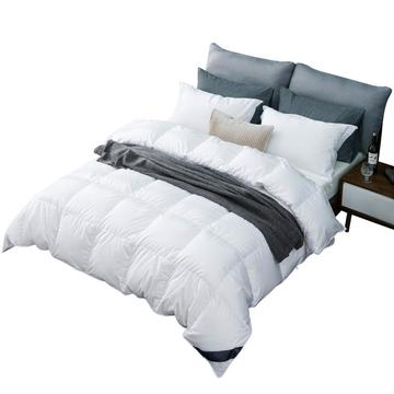 White Goose Down Comforter Queen Size