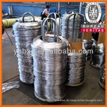 Stahlseil Edelstahldraht mit Top Qualität für marine Seil