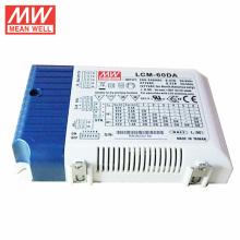 MW LCM-60DA 60W atenuando el controlador Dali LED