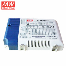 Excitador do diodo emissor de luz de Dali do MW LCM-60DA 60W Dimming