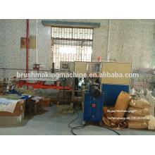 no dust free broom machine making machine