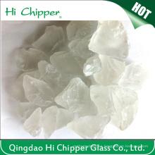 Bloques de cristal decorativos para jardín Ultra Clear