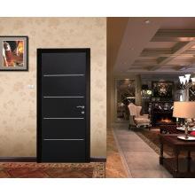 Hot Selling Israeli Alu Strips Metal Interior Doors