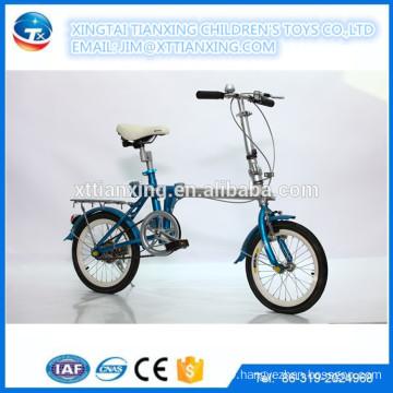 2016 new model pocket bike / foldable bicycle / folding bike
