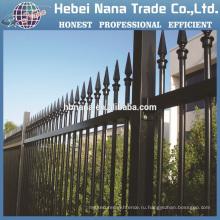 Оцинкованная сталь забор для сада и склада