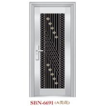 Stainless Steel Door for Outside Sunshine (SBN-6691)