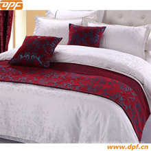 Hotel Decoration Polyester Bed Runner