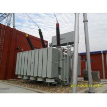 ONAF 66kv Step Power Transformer a