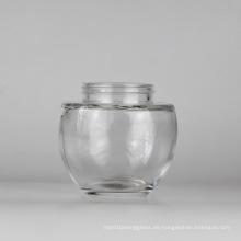 Tarro de vidrio de 250ml / Tarro de Mason / Envase de vidrio / Cristalería