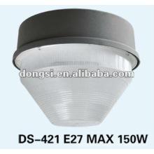 Luminarias LED de iluminación de garaje con dosel bajo