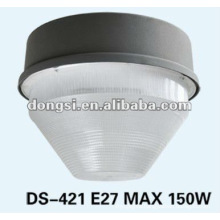 LED canopy low bay garage lighting luminaires