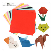 Size 160*160mm 5 Color Mixed Origami Paper (cszz-160B)