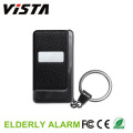 Wireless Elderly Emergency Alarm With Remote Panic Button