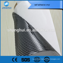 one way vision perforated vinyl