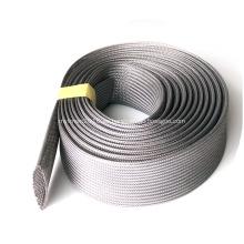 Tubo trenzado expandido gris
