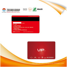 Plastic Business PVC Health Gift Cards