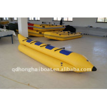 banana boat DSB3m-7m CE double inflatable boat factory