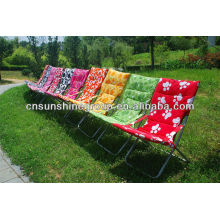 Outdoor garden furniture, folding sun chair